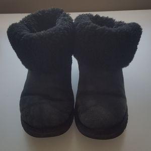 Black bailey button 8 ugg boot